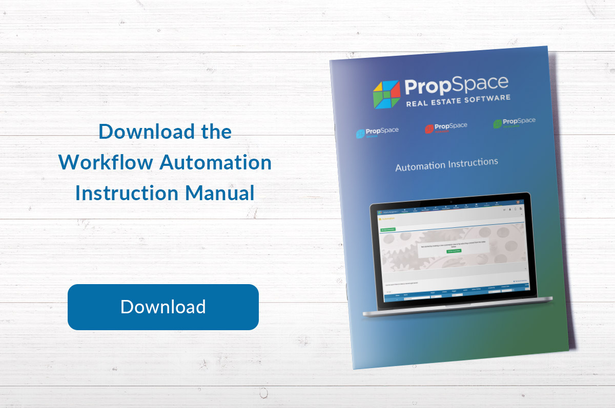 Download the Workflow Automation Instruction Manual